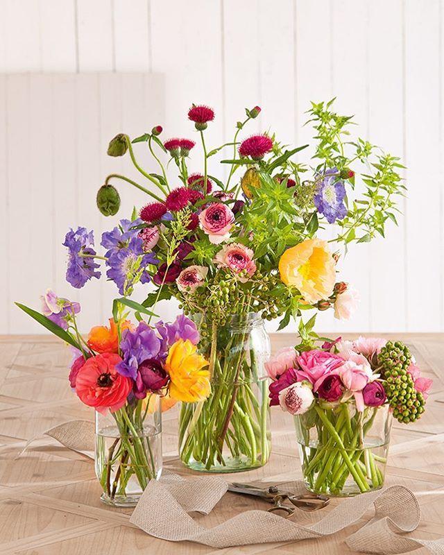 Best 37 todo es mejor con flores ideas on pinterest ser - Cubo metalico ikea ...
