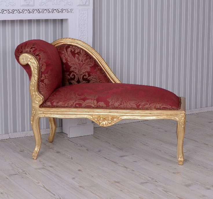 d tails sur meridienne style baroque rococo louis xv en. Black Bedroom Furniture Sets. Home Design Ideas