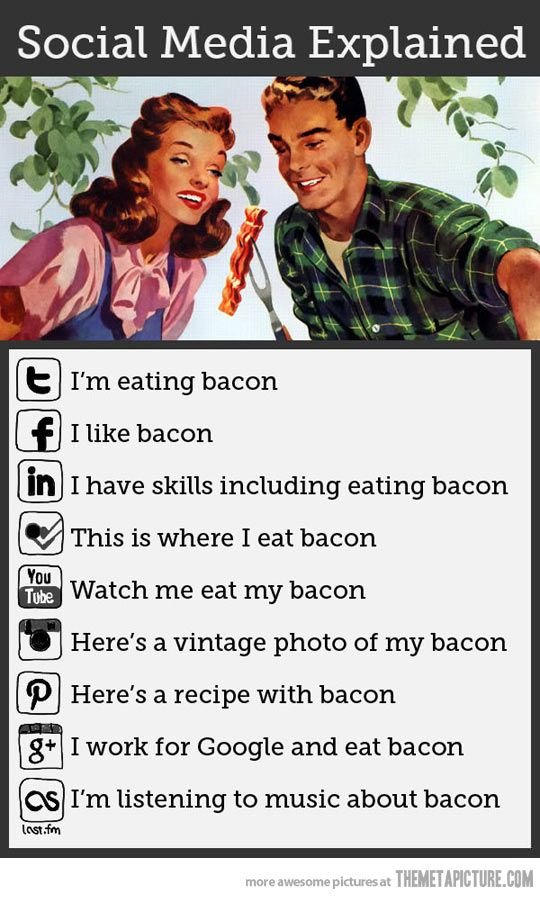 The Truth About Social Media. Ah, now I get it!
