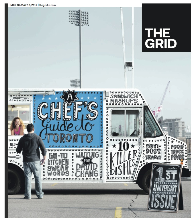 """Nominated in Art Direction for an Entire Issue. """" #May 10, 2012"""" by Vanessa Wyse published by #The #Grid."""