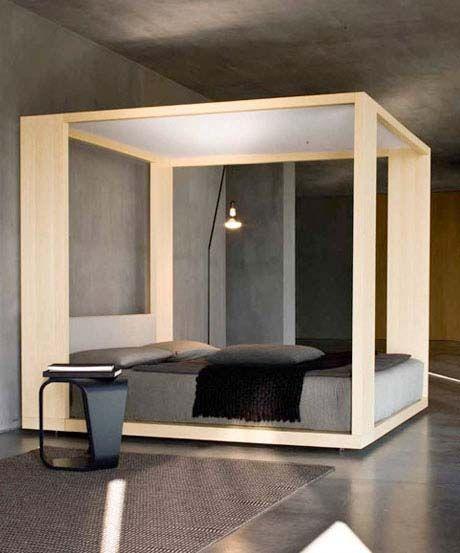 Letto Temple - design Claesson Koivisto Rune - Cinova