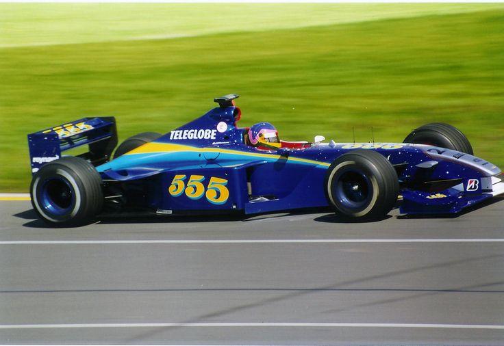 Jacques Villeneuve, BAR-Supertec, [#22], (RET-wing failure), Australia, at the Melbourne Grand Prix Circuit in Albert Park, 1999.
