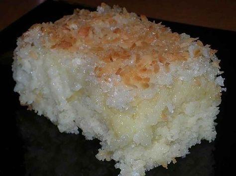 """""""Prăjitura cu cocos"""" este un desert perfect atunci când așteptați oaspeți, deoarece se prepară rapid și simplu, din ingrediente accesibile și are un gust divin. Veți primi o mulțime de aprecieri și oaspeții vor dori să afle neapărat această rețetă care i-a fermecat din prima bucățică. Prăjitura cu umplutură de cocos este nemaipomenită, delicioasă, foarte …"""