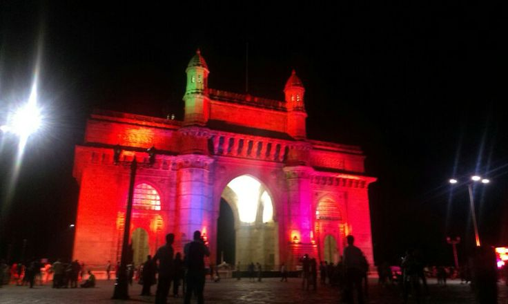 Gateway of India...with all its beauty