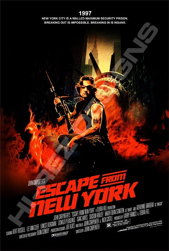 Mad Max vs Snake Plissken - The SuperHeroHype Forums