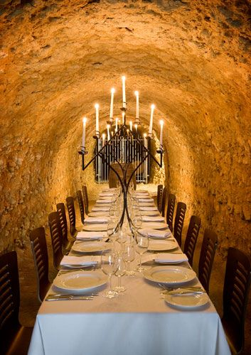 Ellen Street Restaurant:  photo-lime-cave-function: Ellen Street Restaurant provides a culinary experience through local produce that will complement the large selection of Maxwell cellared wines released especially for the restaurant wine list.