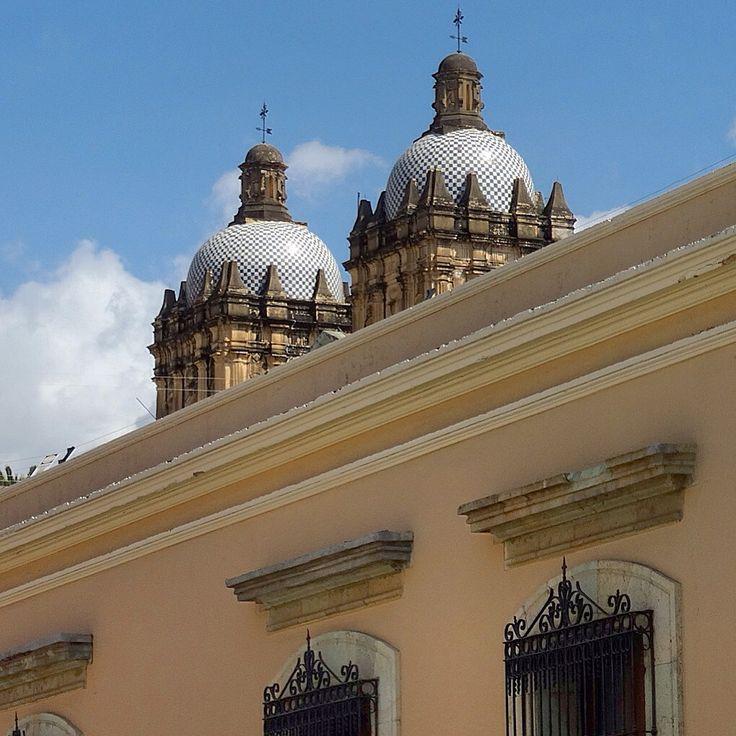 Andador turístico de la Cuidad de Oaxaca de Juárez