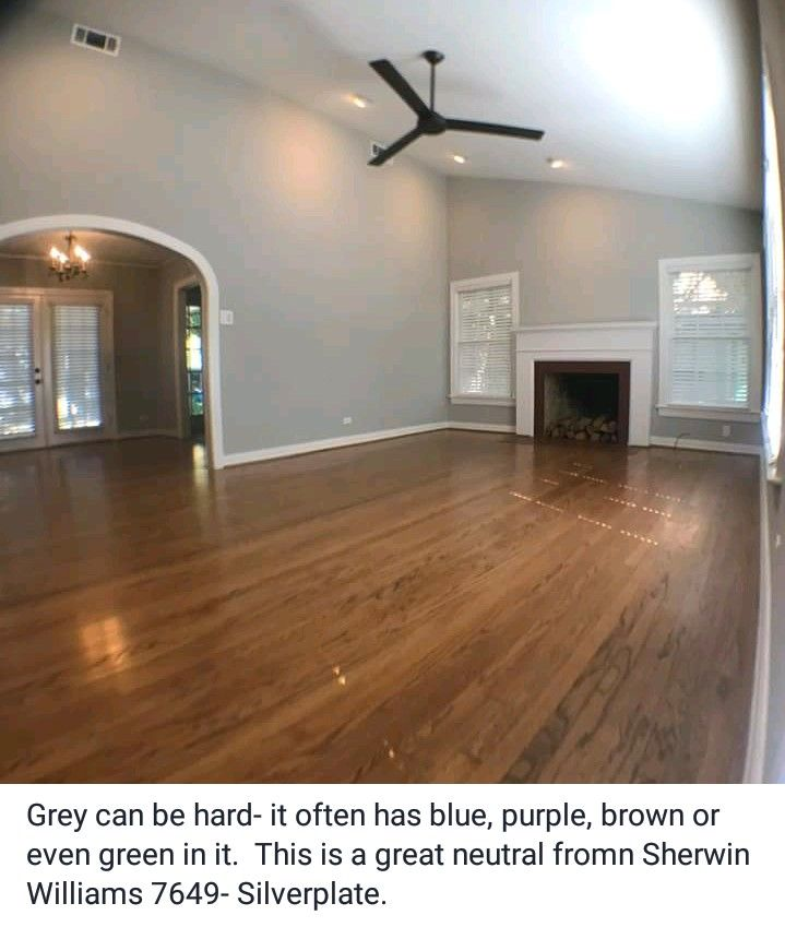Sherwin Williams Silverplate Gray Paint Colors In 2019