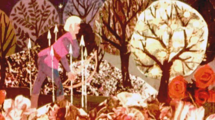 Prâslea cel voinic și merele de aur- diafilm audio