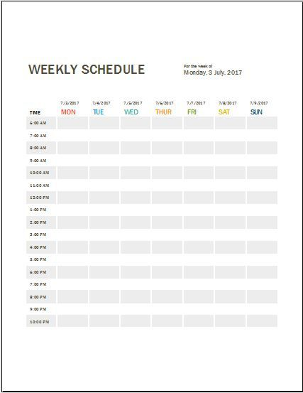 Daily Log Template Word Sample Free Documents In Assignment