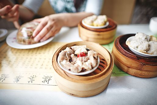 Traditional tastes in the streets and villages of Macau