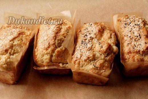 Хлеб «Кирпичик» | Диета Дюкана