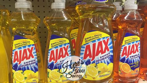 FREE + Moneymaker Ajax Dish Soap at CVS! http://heresyoursavings.com/free-moneymaker-ajax-dish-soap-cvs/