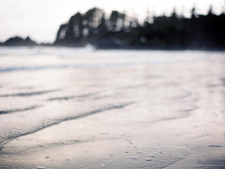 Cox Bay, Tofino, Vancouver Island, Canada. Christian Ward, Contax 645, Portra 800
