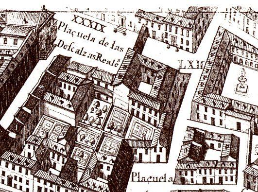 """Résultat de recherche d'images pour """"ISABEL borja abadesa de las descalzas reales"""""""