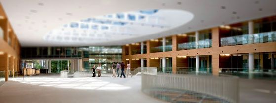 Referenz: Das Europäische Patentamt in München - http://www.phos.de/