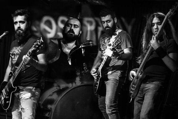 LostPray The Band Tufan Cigdem Nikolay Dovgopolov Burak Gundogdu Vyacheslav Babienko