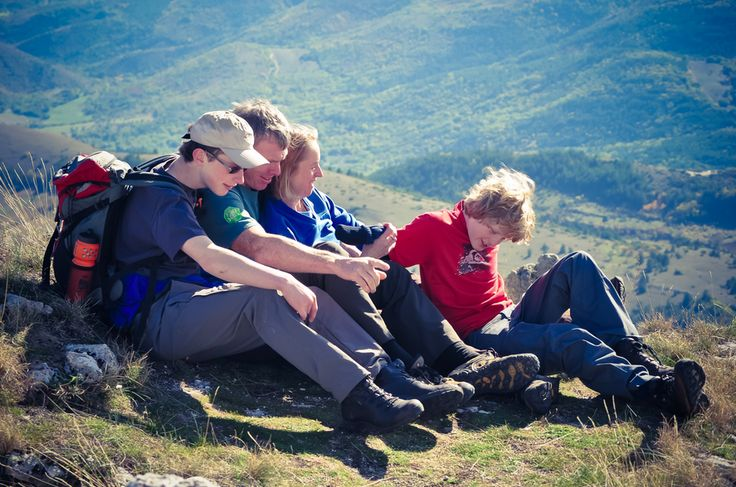 Adventure Family Holiday in Abruzzo