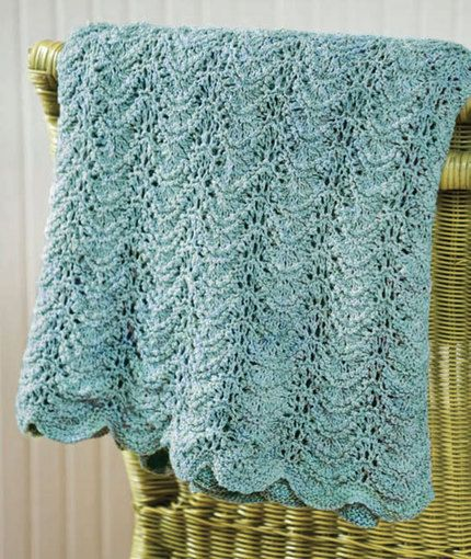 93 Best Images About Knit Afghans On Pinterest Free