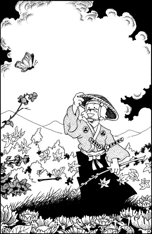 Usagi Yojimbo (Stan Sakai). Una maravilla muy recomendable que se lee muy fácil. Es mucho más de lo que parece a simple vista