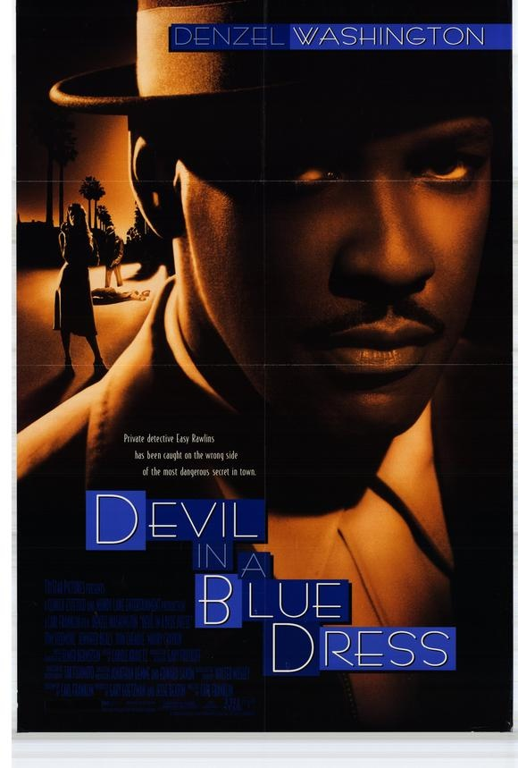characters in devil in blue dress by walter mosley Examines the relationship between power and knowledge depicted in devil in a blue dress, by walter mosley examination of black empowerment in the aftermath of second world war similarities of the detective story with british counterparts assessment of the book.