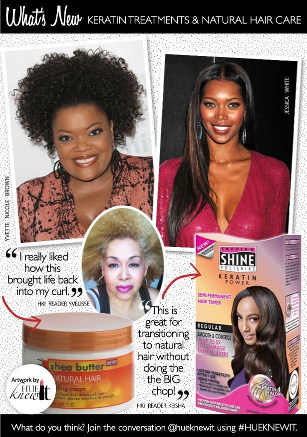 An At-Home Keratin Treatment for Natural Black Hair