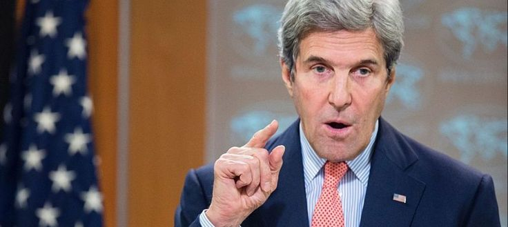Kerry Speech Ignores Arab 'Ethnic Cleansing' of Jews from West Bank