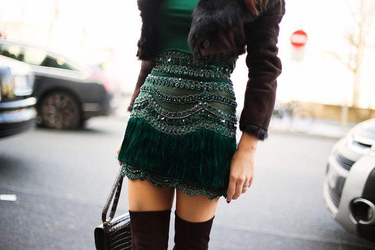 Paris Street Style - Haute Couture 14
