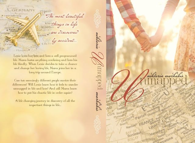 The writing game. : Unmapped has been officially released!