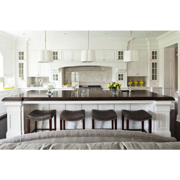 Small White Kitchen Island: Barbara Barry Small Scallop Pendant Charcoal