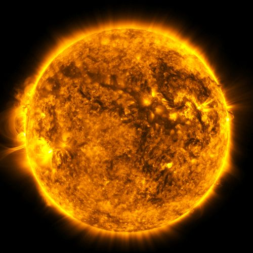 Satellite Calibration Offers One Seriously Dizzying View of the Sun