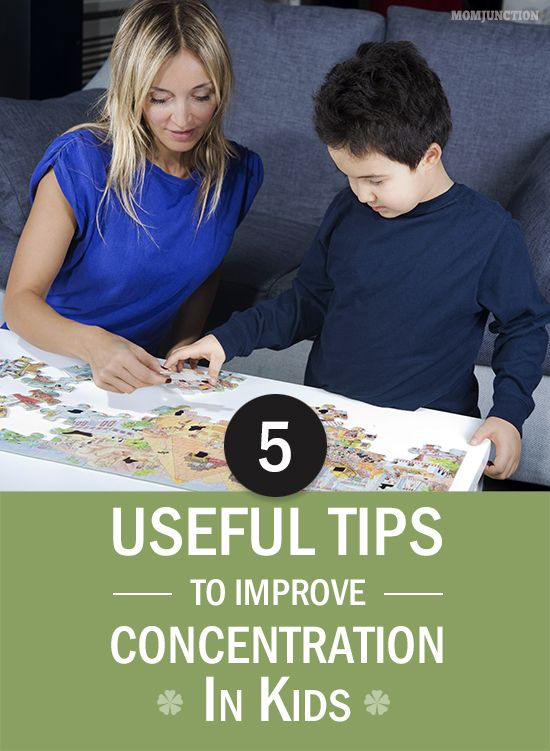 Kids Concentration: A lack of concentration in their kids is a common complaint among parents. With so many distractions around, it is natural for your kid to struggle focussing on his books. Read on to know a few practical ways that can help boost his concentration! Want to know more? Read on! #parenting