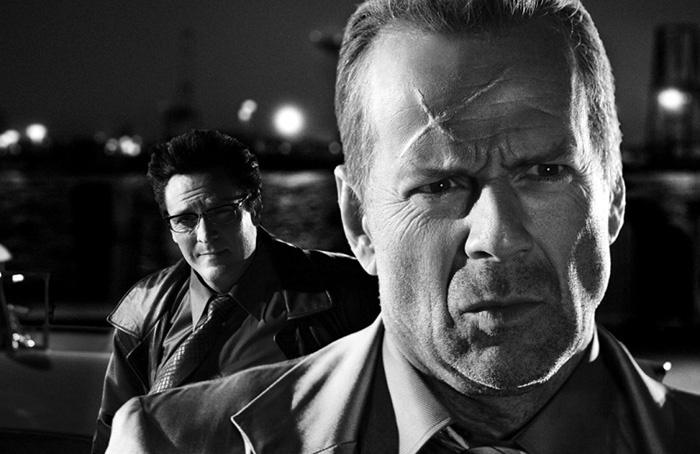 Cineast: Родригес рассказал о ролях Уиллиса и Гордона-Левитта в «Городе грехов 2»
