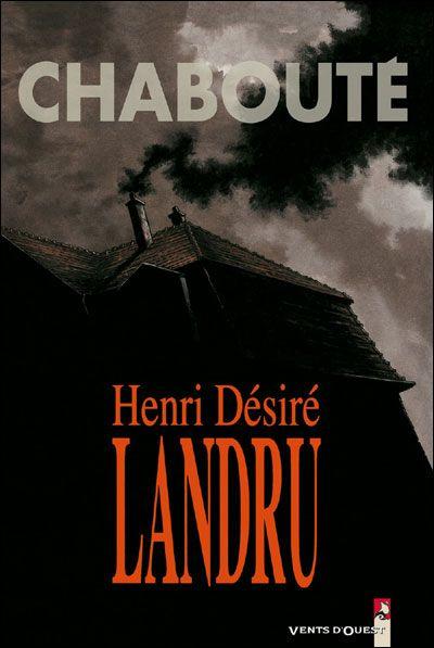Couverture de Henri Désiré Landru