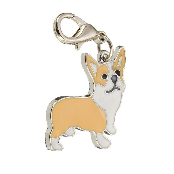 Now you can take your corgi on the go with our corgi keychain! FREE SHIPPING TO UNITED STATES CHECKOUT OUR OTHER CORGI ITEMS HERE!