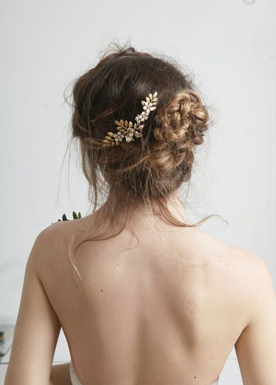 Nuziale capelli pettini - Isabel