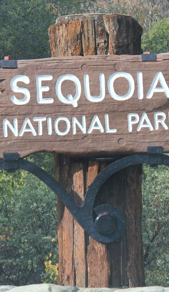 California Map Sequoia National Park%0A    Reasons why you MUST Visit Sequoia National Park