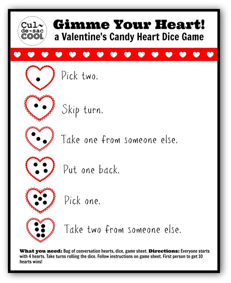 Best 25+ Valentines Games Ideas On Pinterest