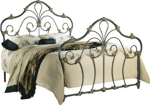 Двуспальная кровать Marcella B133-31-31