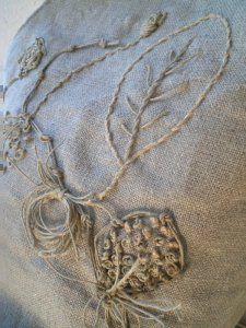 saco redondo 23 / round bag 23 | agulhas da Méri®
