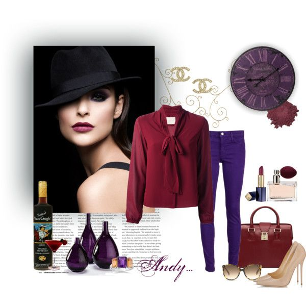 """""""Wine colour.."""" by andyts on Polyvore"""
