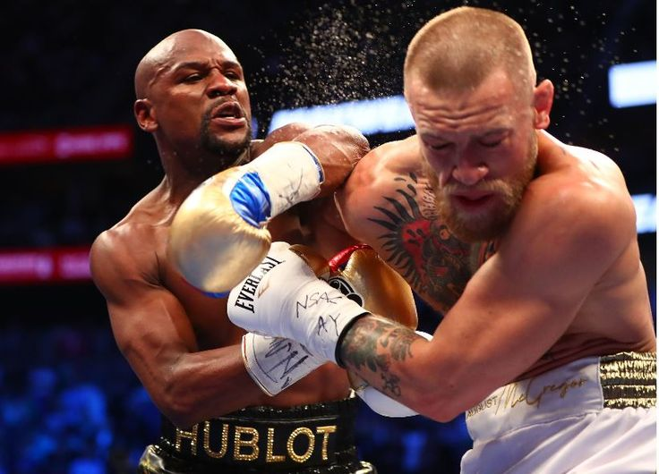 Conor McGregor Issued Medical Suspension After TKO Loss to Floyd Mayweather http://ift.tt/2wfUl0l
