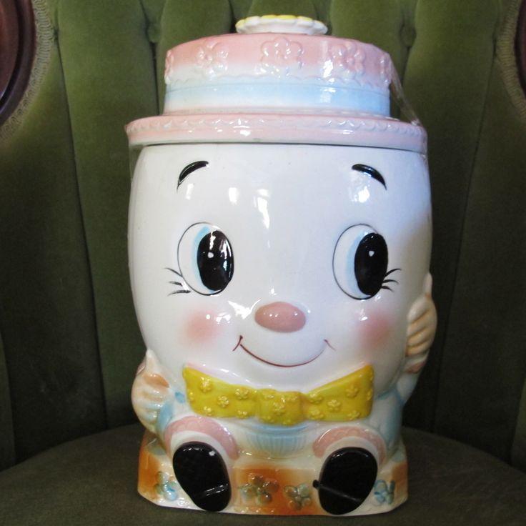 Humpty Dumpty Cookie Jar Humpty Dumpty It S A Strange