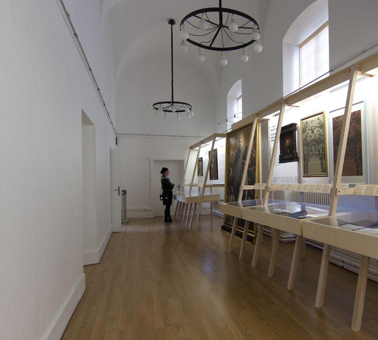 'Aux sources de l'université de Lorraine', exposition temporaire à l'abbaye des Prémontrés de Pont-à-Mousson