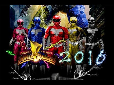 Power Rangers THE MOVIE 2016 (Reboot) Possible Casts - YouTube ®....#{T.R.L.}