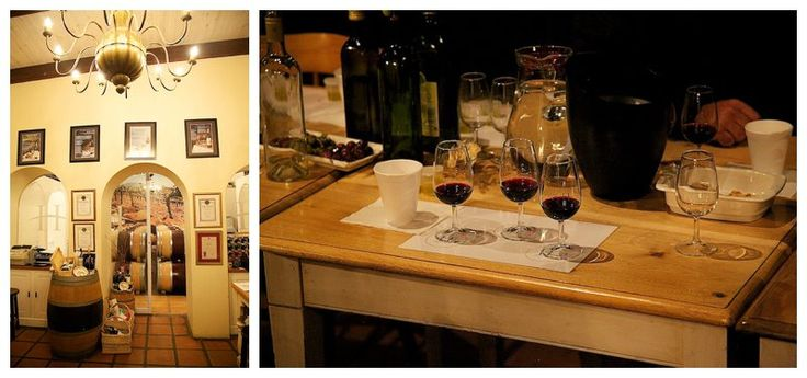 Wine Tasting & Tasting Room