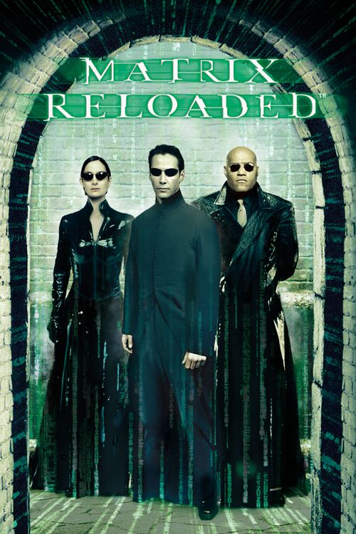 Watch->> The Matrix Reloaded 2003 Full - Movie Online