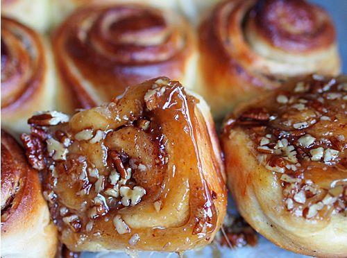 Sticky caramel apple rolls – Ida Gran-Jansen