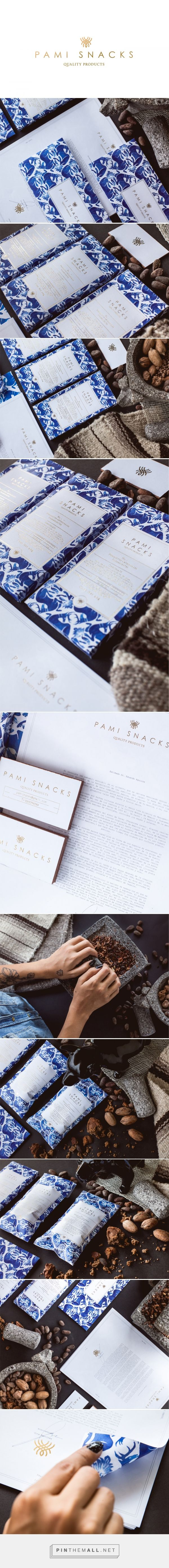 PAMI Snacks Branding and Packaging by Daniel Barba | Fivestar Branding Agency – Design and Branding Agency & Curated Inspiration Gallery
