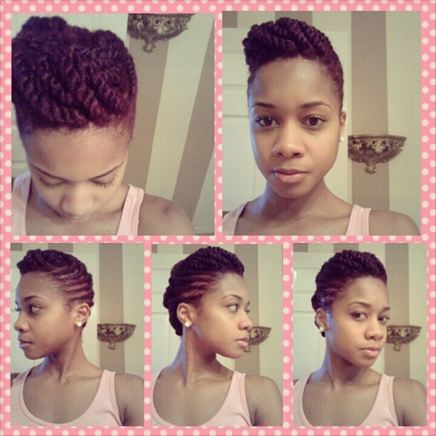 Wedding In Kenya With Twist Hair Style: 71 Best Images About Natural Hairstyle Im Gonna Try On
